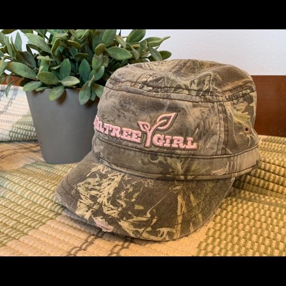 c74f2f04 Realtree Accessories   Girl Baseball Hat Camo Trucker Ball Cap ...